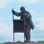 Denkmal Deicharbeiter
