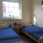 Schlafzimmer 3 im Erdgeschoss